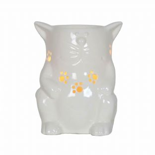 Aromatize Electric Wax Melt Burner - Cat